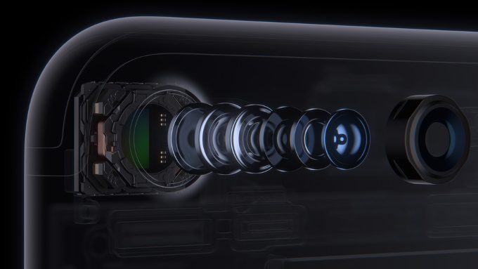 iPhone 7 shots